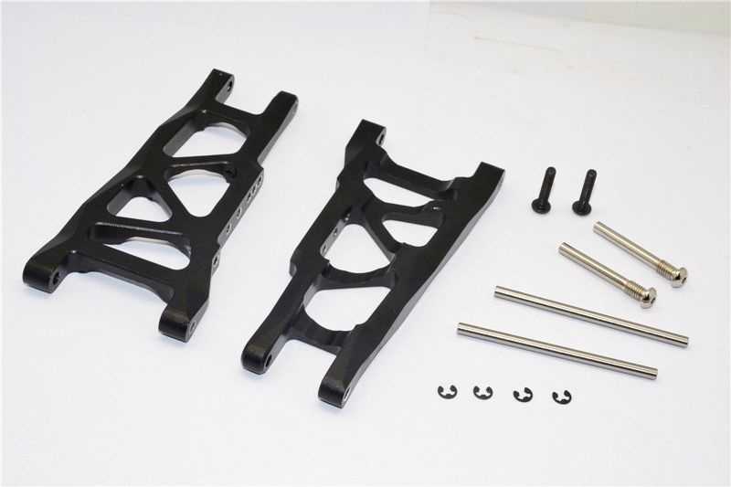 ALUMINIUM REAR SUSPENSION ARM - 1PR SET = RUS056/SLA055