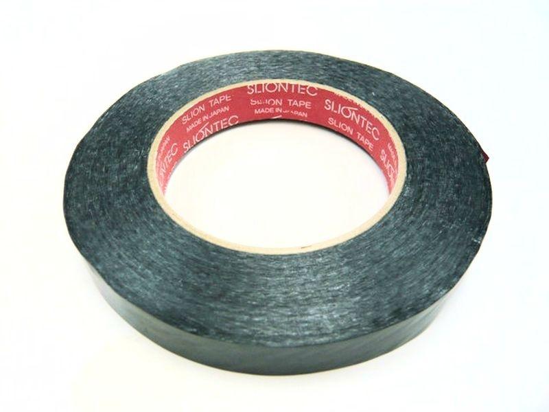 Akkutape (schwarz) 50m x 17mm