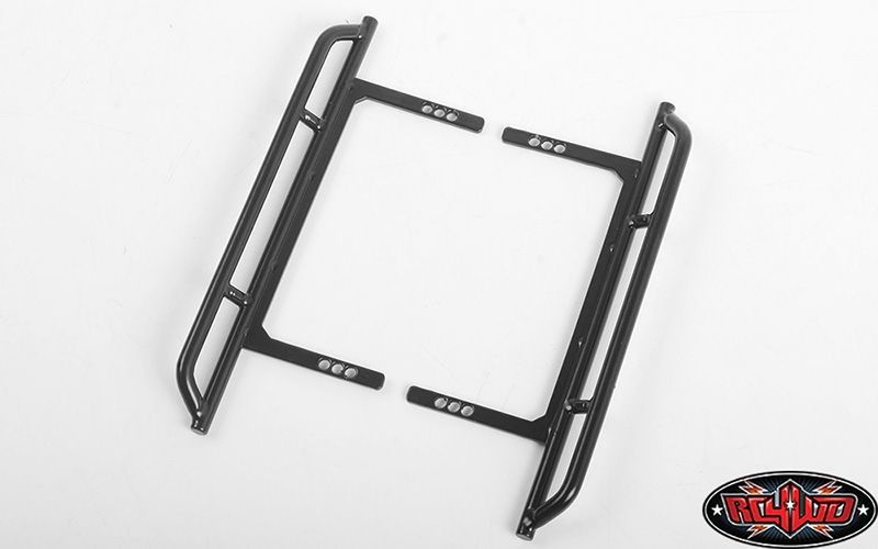 Steel Tube Side Sliders for Element RC Enduro Sendero RTR
