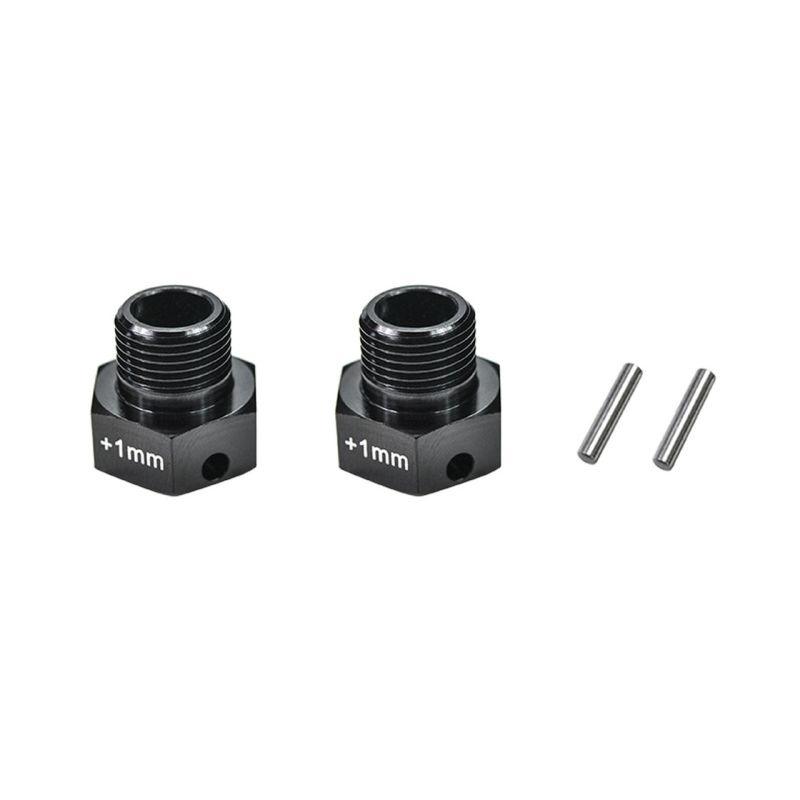 Wheelhexagon +1mm (2) SRX8T (SER601102)