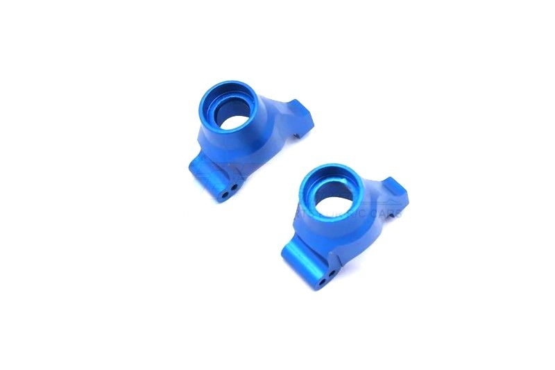 ALUMINIUM REAR KNUCKLE ARM - 1PR SET blue