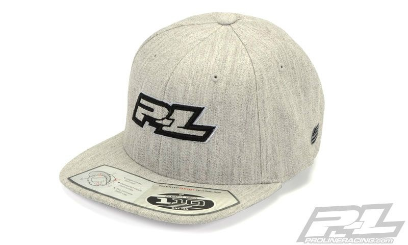 ProLine Threads Snapback Kappe grau