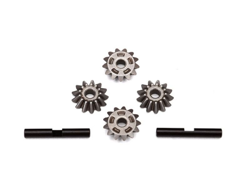 Gear-Set Center-Diff Output Gears (2) + Spider Gears (4)+ We