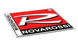 SLVR Novarossi Logo Sticker
