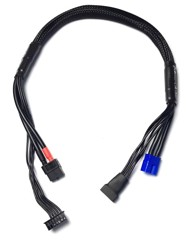 Ladekabel (2-)4S mit Balancer Verlängerung  EC3
