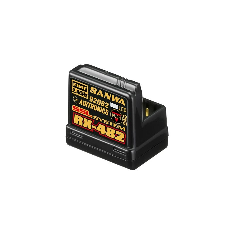 RX-482 Telemetrie / SSL  Empfänger **neuer Preis**