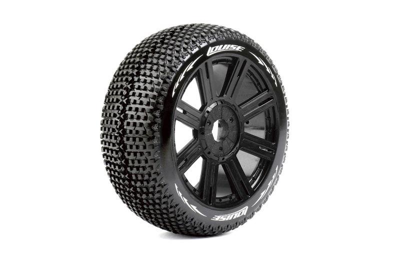 B-Turbo  Sport       Speichen-Felge schwarz