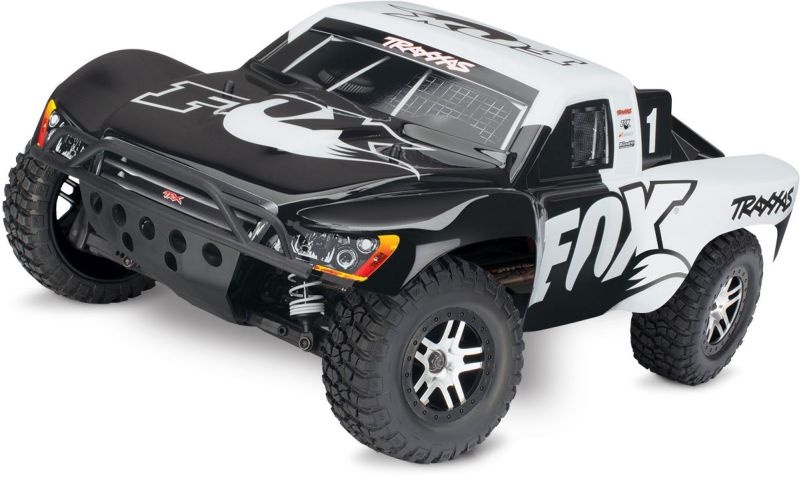 TRAXXAS Slash 4x4 FOX-Edition BRUSHLESS +OBA