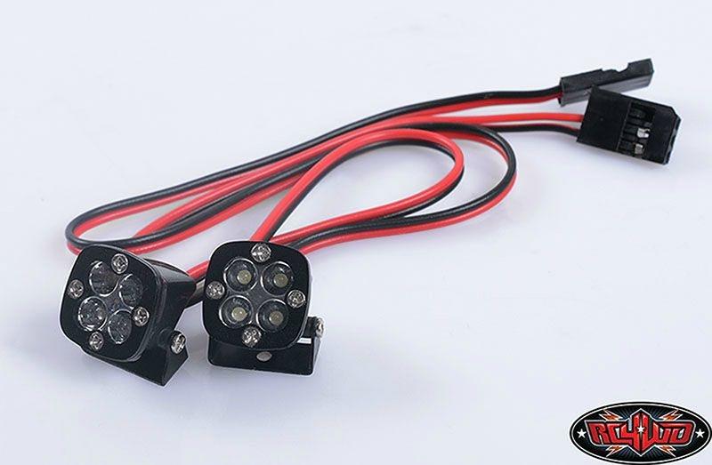 RC4WD 1/10 Baja Designs Squadron Pro LED Lights