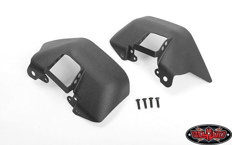 Oxer Front Inner Fender Set for Axial 1/10 SCX10 II UMG10