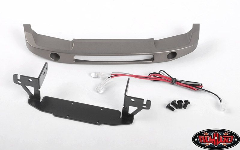 Krug Front Bumper w/Winch Mount for MST 1/10 CMX w/