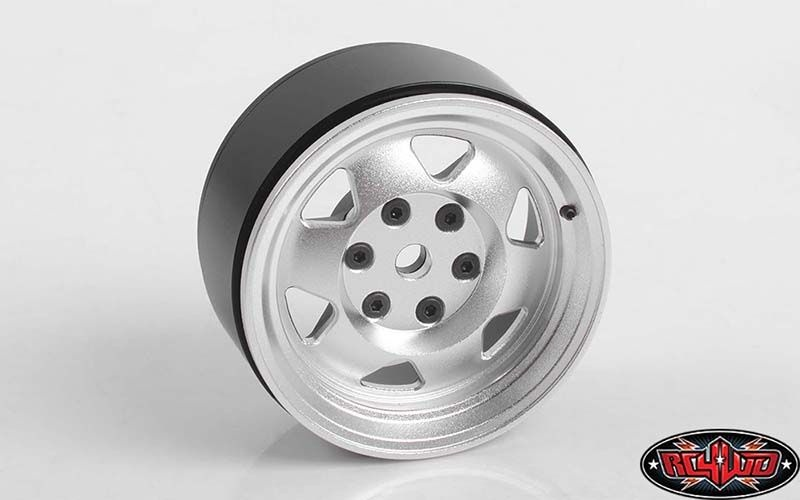 OEM XJ 1.9 Beadlock Wheels (Chrome)