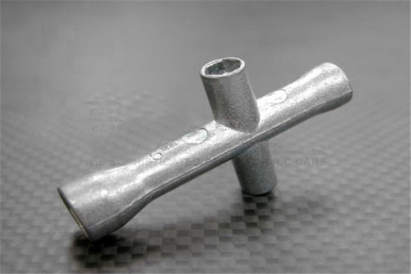CROSS WRENCH DMOF OF  4MM,5MM,5.5MM,7MM CAN BE USED-1PC