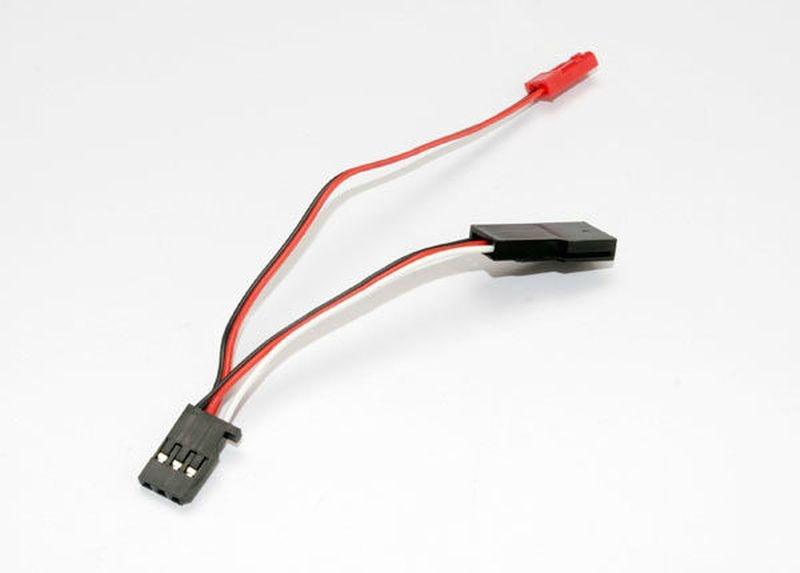 Y-Kabel Servoverl. + LED-Licht