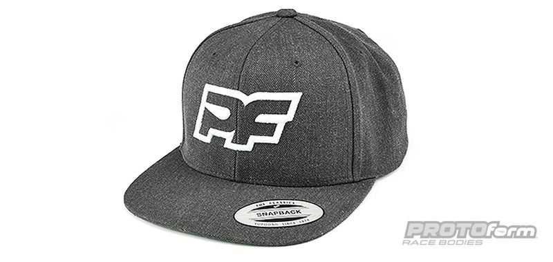 PF Grayscale Snapack Hat