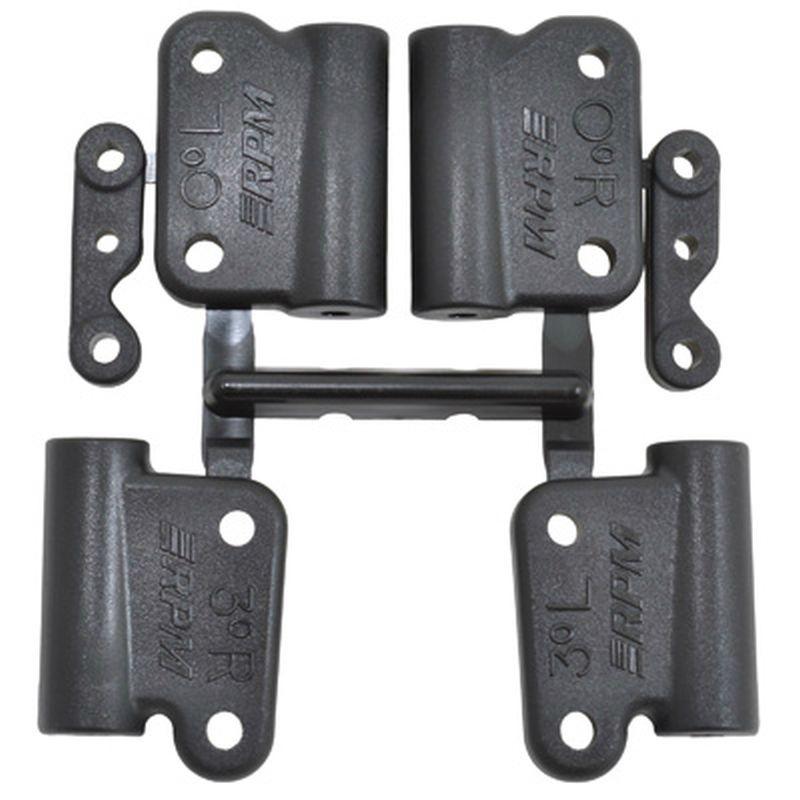 Ersatz-Querlenkerhalter hi 0&3° für RPM-Gearbox