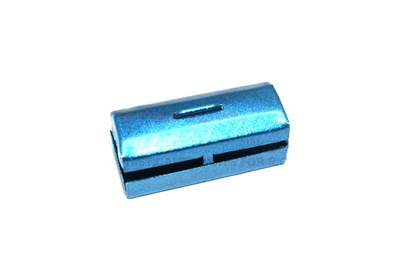SCALE ACCESSORIES: TOOLBOX FOR CRAWLERS -1PC blue
