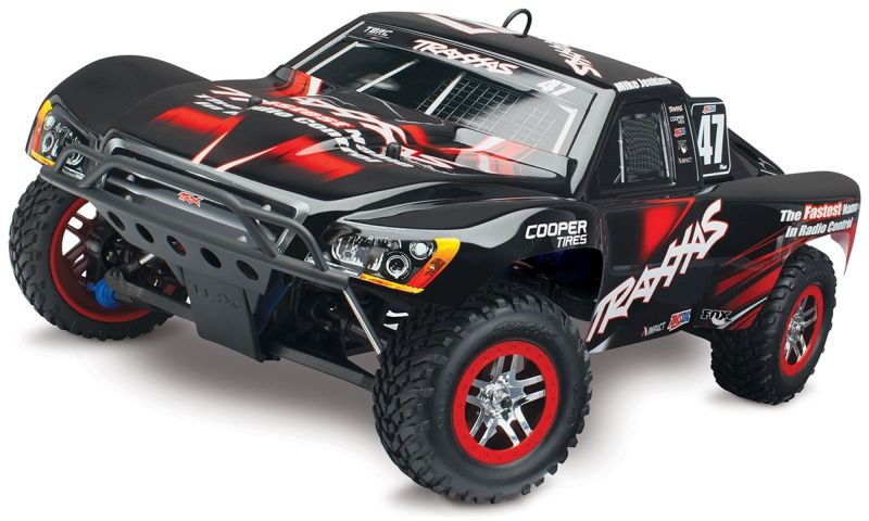 TRAXXAS SLAYER RTR 3.3 2.4GHz #47 Mike Jenkins Edition