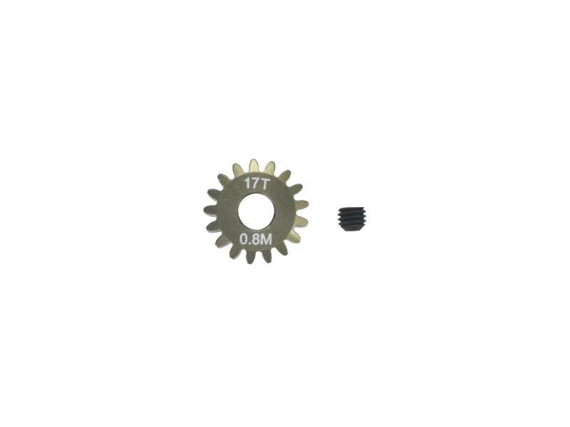 Pinion Gear 0.8M  17T?7075 Hard?