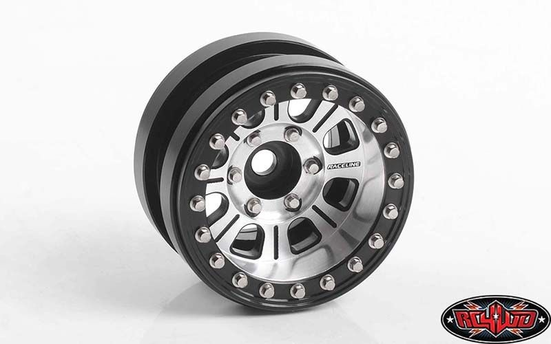 RC4WD Raceline Monster Deep Dish 1.7 Beadlock Wheels
