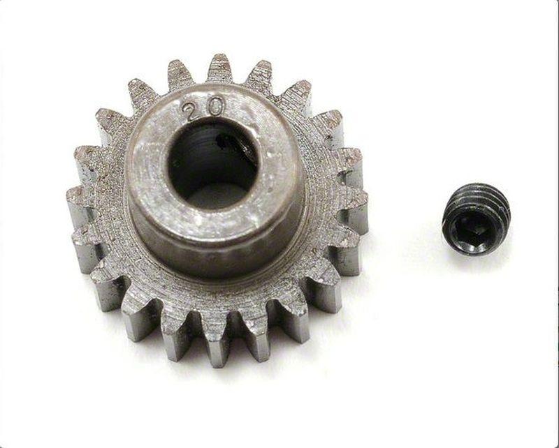 Extra Hart 5mm Bohrung .8 Modul Ritzel 20 Zähne