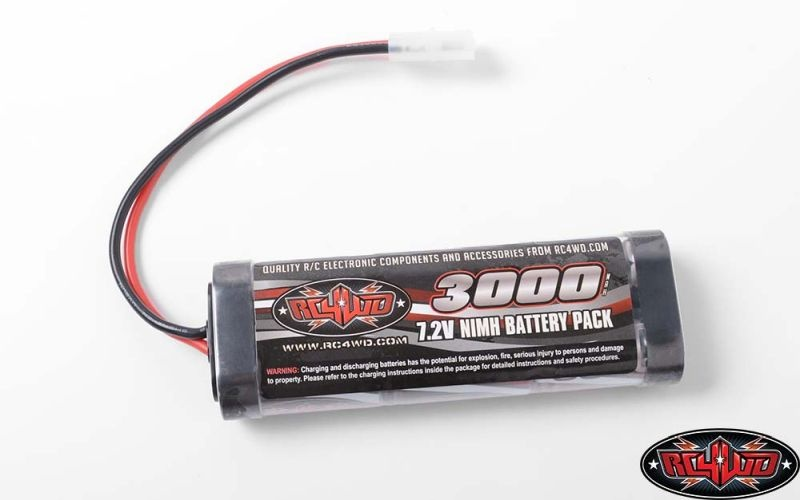 RC4WD 6-Cell 3000mAh NIMH Battery Pack