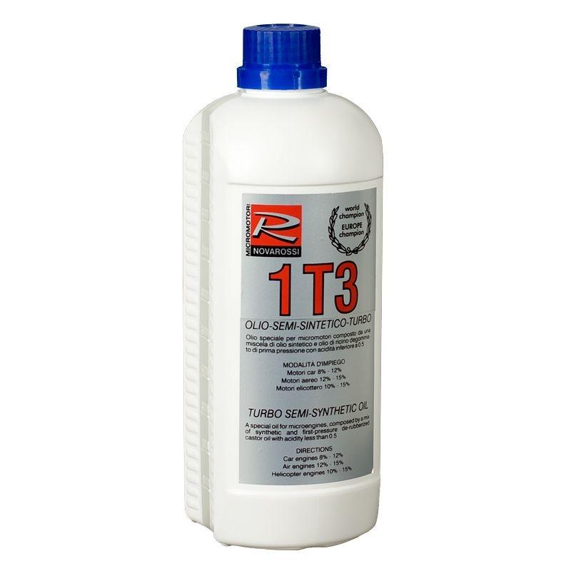 NOVAROSSI Turbo 3 Semisynthetic oil  Sprit (1 Litre)