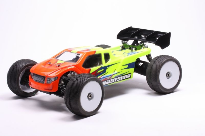 MBX-8T ECO 1/8 4WD OFF-Road E-Truggy