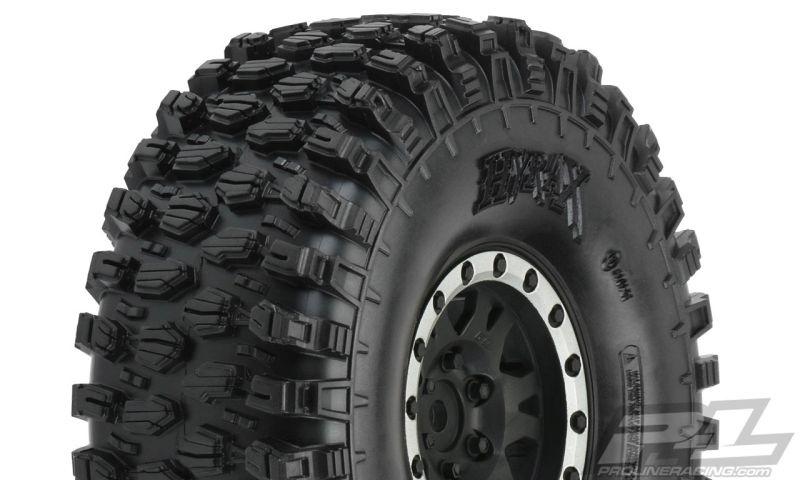 Pro-Line Hyrax 1.9  G8 Rock Terrain Reifen auf Felge