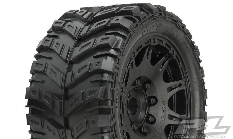 Pro-Line Masher X HP All Terrain Truck Reifen v/h (2) BELTED