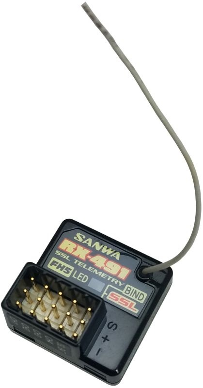 SLVR RX-491  SUR-SSL  Empfänger