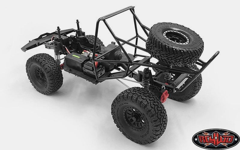Reaper Tube Back for RC4WD TF2 and Axial SCX10 II