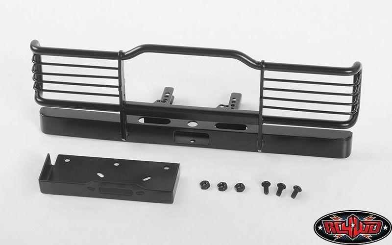 Bumper mit Winch Mount für Traxxas TRX-4 LR Defender