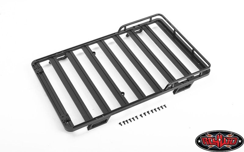 Tough Armor Overland Roof Rack for Traxxas TRX-4
