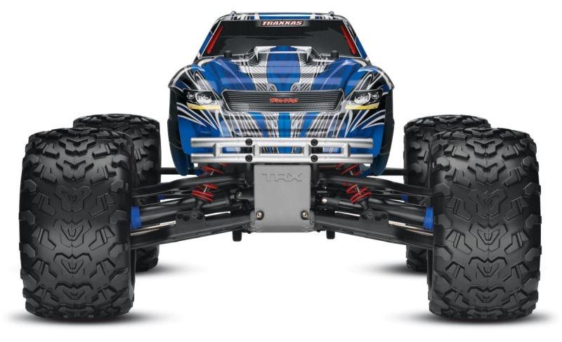 TRAXXAS T-Maxx blau RTR 3.3R