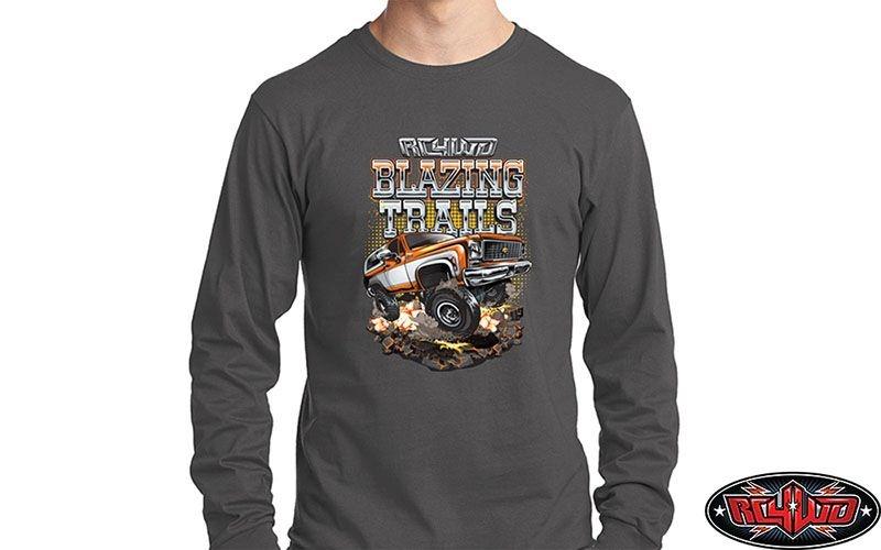 RC4WD Blazing Trails Long Sleeve Shirt (L)