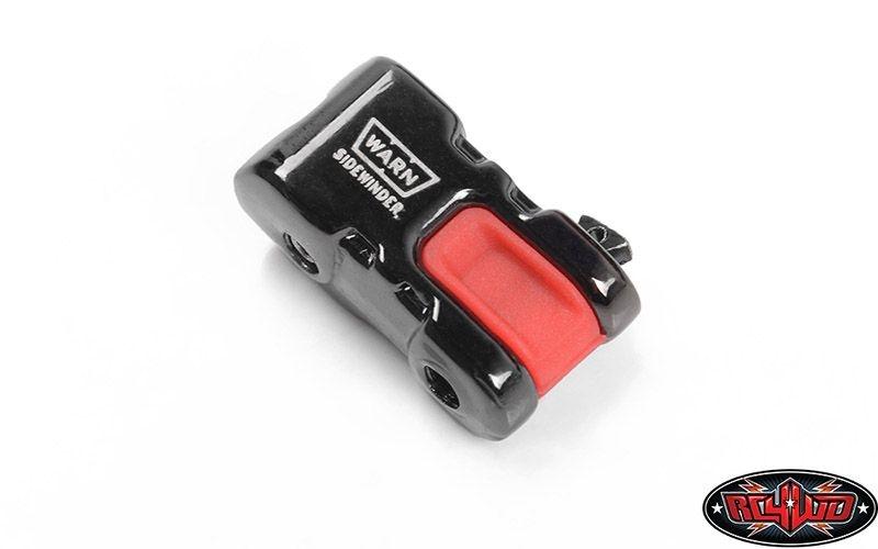RC4WD Warn Sidewinder (Black)
