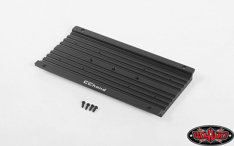 Overland Equipment Panel for Traxxas TRX-4 LandRoverDefender