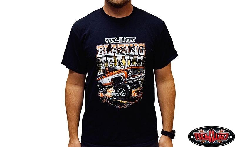 RC4WD Blazing Trails Shirt (3XL)
