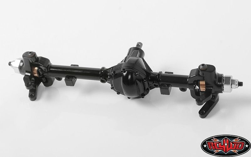 K44 Ultimate Scale Cast Front Axle