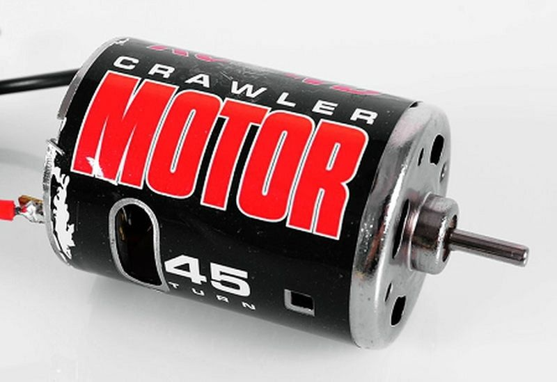 540 Crawler Brushed Motor 45T