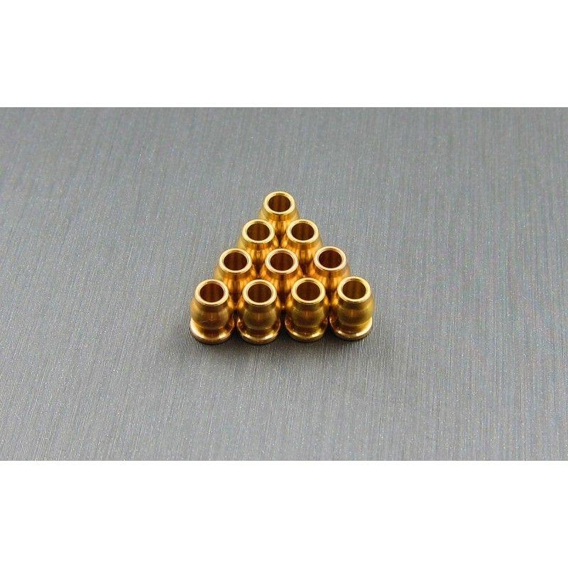 SAMIX SCX10 Samix brass 5.8mm flange ball