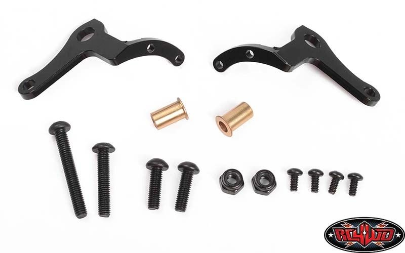 RC4WD Yota Axle Mounts for Baer Brake Systems Rotors and Cal