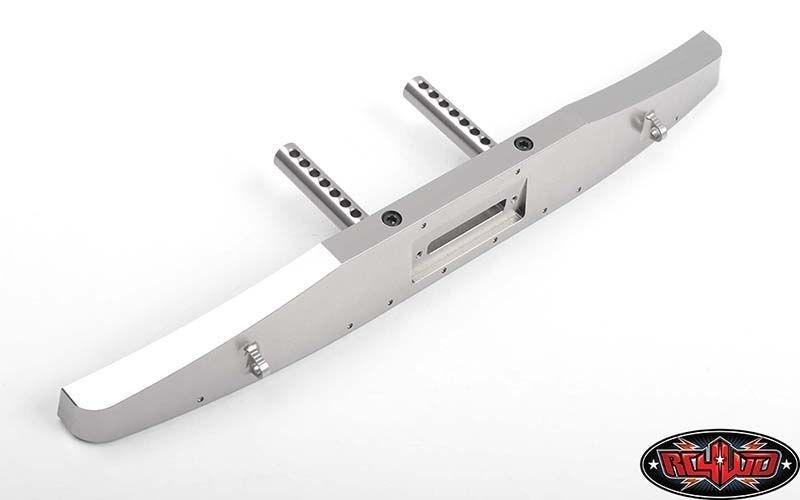 Tough Armor Bumper for Traxxas TRX-4 (Gunmetal)