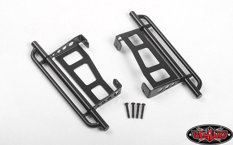 Rough Stuff Side Sliders for Capo Racing Samurai 1/6