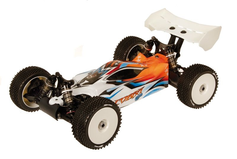 Serpent 811-E Cobra Buggy EP 1/8 4wd