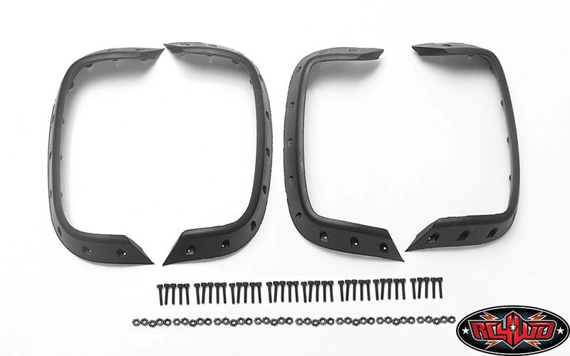 Tough Armor Fender Flares for RC4WD Chevy Blazer Body Set