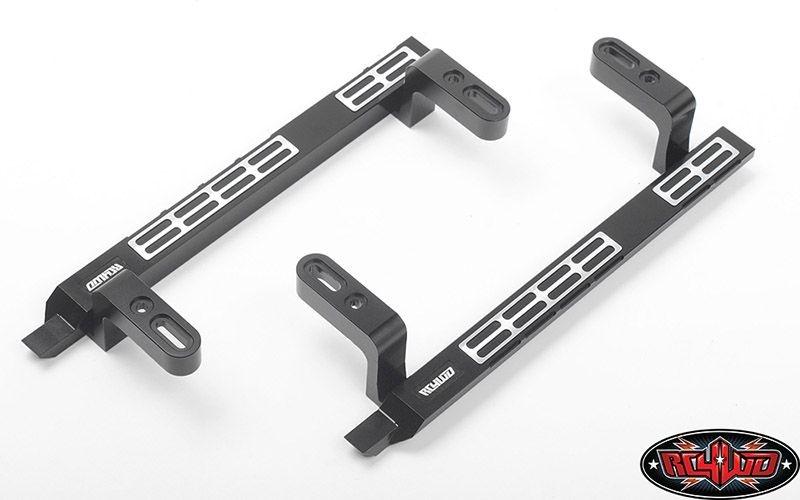 Tough Armor Step CNC Sliders for Traxxas TRX-4