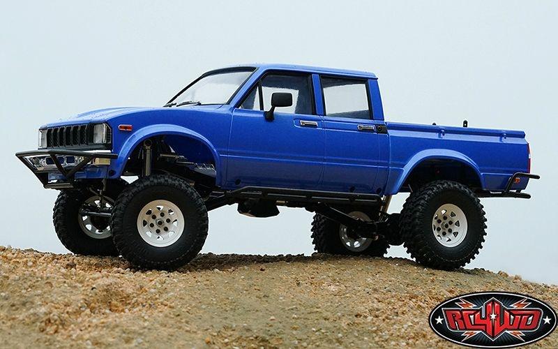 Trail Finder 2 Truck Kit LWB w/ Mojave II 4-Door Body Set