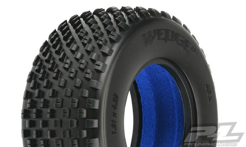 SLVR Pro-Line Wedge SC Reifen vo 2.2/3.0 (Carpet)